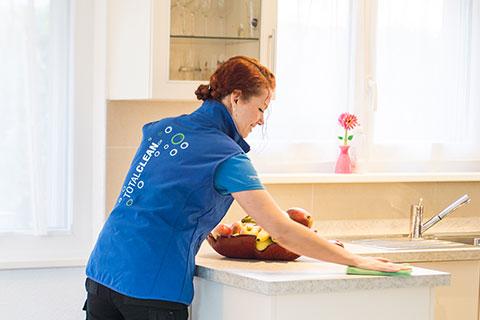 Nettoyage maisons et appartements